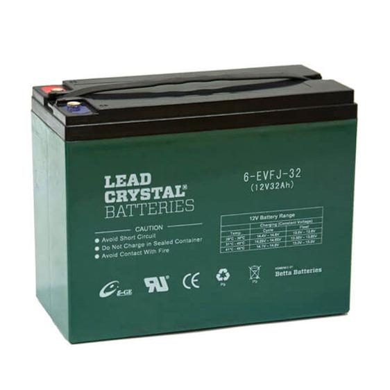 Lead Crystal 6-EVFJ-32