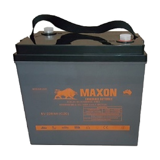Maxon Endurance Deep Cycle MXEG6-220