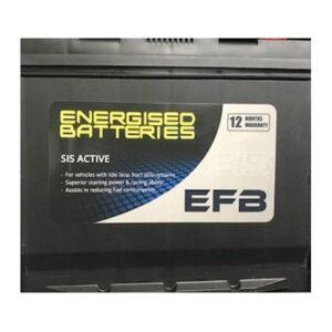 E55HEFB Energised EFB Battery