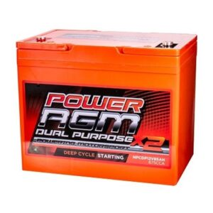 Power AGM Dual Purpose Battery NPCDP-85