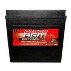 Power AGM Motorbike Battery NPC-MX-2