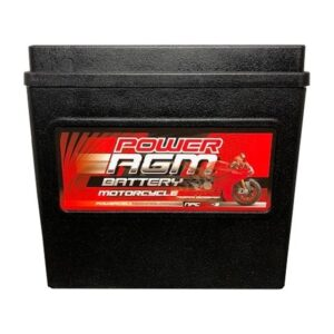 Power AGM Motorbike Battery NPC-MX-3