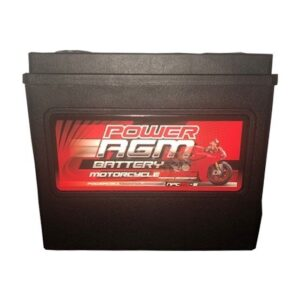 Power AGM Motorbike Battery NPC-MX-6
