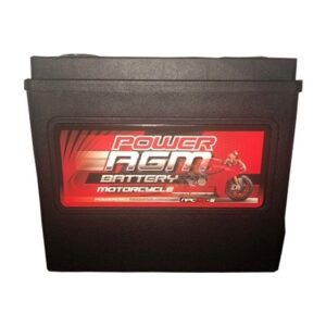 Power AGM Motorbike Battery NPC-MX-7