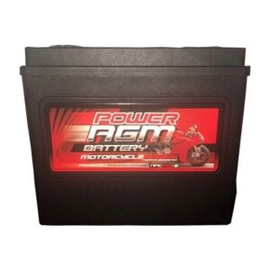 Power AGM Motorbike Battery NPC-MX-9