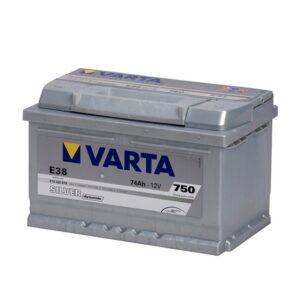 Varta E38 Silver MF Battery