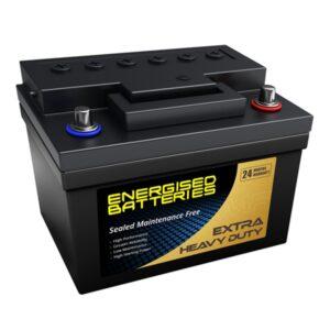 Energised Battery