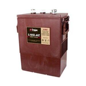 Trojan L16G 6V Deep Cycle Wet Battery