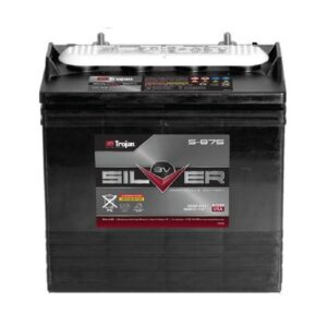 Trojan S875 8V Deep Cycle Wet Battery