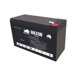 Maxon Sealed Lead Acid Battery MX12-9.0HD