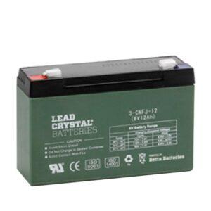 Lead Crystal 3-CNFJ-12