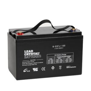 Lead Crystal 6-EVFJ-100Ah