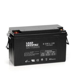 Lead Crystal 6-EVFJ-120Ah