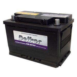Delkor Start Stop LN4 (DIN77H)