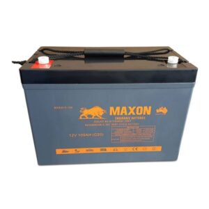 Maxon Endurance Deep Cycle MXEG12-100