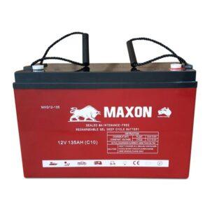 Maxon Gel Deep Cycle MXG12-135