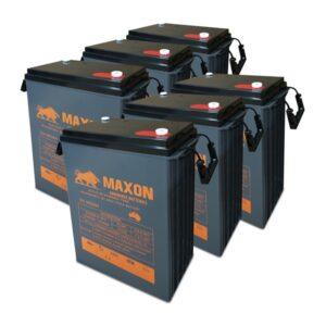 Maxon Battery Bank 465-6