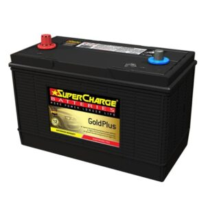 Supercharge Batteries Gold Plus MF31-931