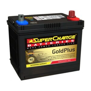 Supercharge Batteries Gold Plus MF52