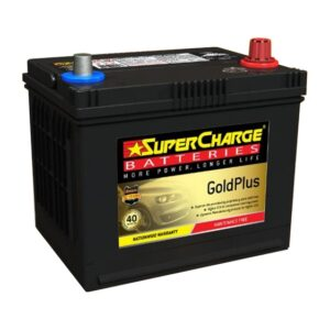Supercharge Batteries Gold Plus MF53
