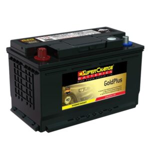 Supercharge Batteries Gold Plus MF77HR