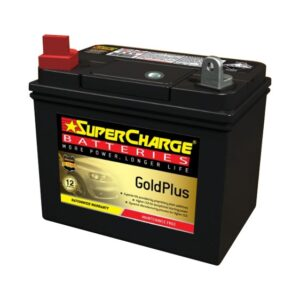 Supercharge Batteries Gold Plus MFU1