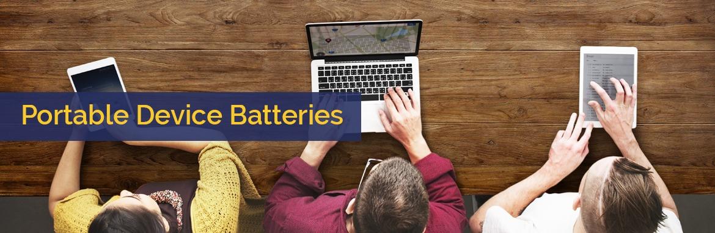 Portable Device Batteries